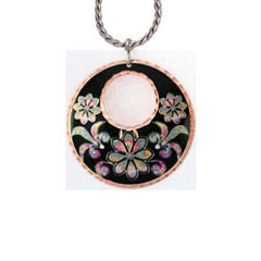 FloralDesign Colourful Flower Necklace