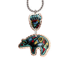 Bear Lynn Bean Native Multiple Necklace
