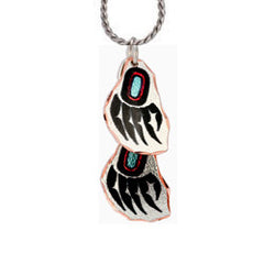 Bear Claws Lynn Bean Native Multiple Necklace