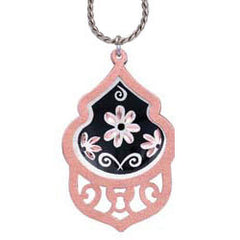 Floral design Filigree Necklace