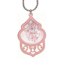 Floral Filigree Necklace
