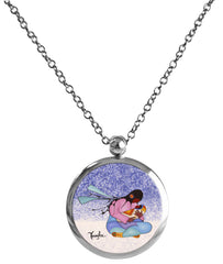 Cecil Youngfox Joyous Motherhood Necklace