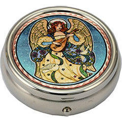 Angel Colourful Pill Box - Oscardo