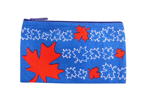 Maple Leaf Pencil Bag
