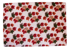Ruth Lund Tapestry Leaves Placemat
