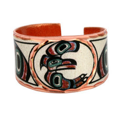 Native Eagle Alaska Ring