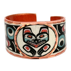 Native Design Alaska Ring