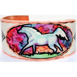 Horse Colourful Ring