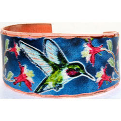 Hummingbird Colourful Ring