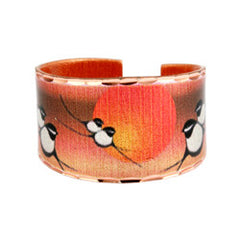 'Chickadee' Artist Collection Copper Ring - Oscardo