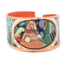 And Some Watched the Sunset Artist Collection Copper Ring - Oscardo