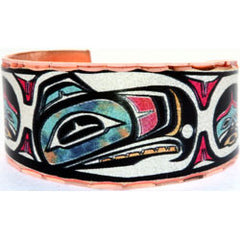Native RavenColourful NW Native Ring