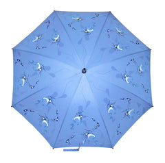 'Blue Jay' 3-Fold Umbrella - Oscardo
