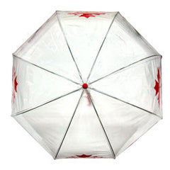 Bubble Maple Leaf Umbrella