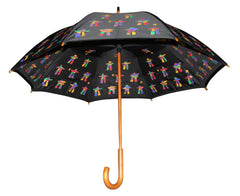 Dawn Oman Inukshuk Double Layer Umbrella
