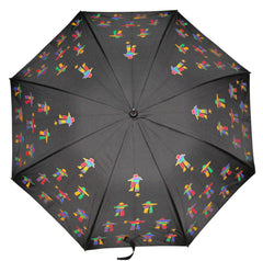 Dawn Oman Inukshuk Collapsible Umbrella