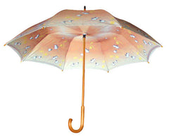 'Chickadee' Double Layer Umbrella - Oscardo