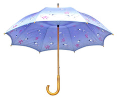 'Hummingbird Haven'Double Layer Umbrella - Oscardo