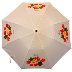 'Cluster Leaves' Collapsible Umbrella - Oscardo