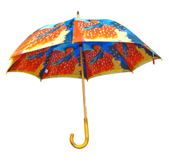 'At Peace with the Universe' Double Layer Umbrella - Oscardo