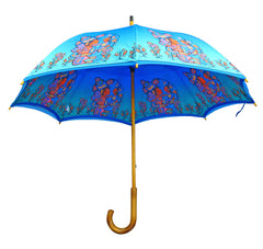Norval Morrisseau Mother & Child Double Layer Umbrella