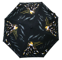 Maxine Noel Eagle's Gift Collapsible Umbrella