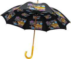 Norval Morrisseau Moose Harmony Double Layer Umbrella