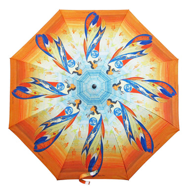 Maxine Noel Not Forgotten Artist Collapsible Umbrella - Oscardo