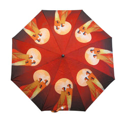 Maxine Noel Hope Artist Collapsible Umbrella