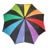 16 Panel Mutli-colour Collapsible Umbrella - Oscardo