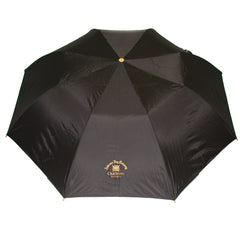 Gold Laser Printed Umbrella