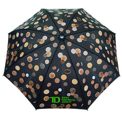 Full Colour Printed Umbrella