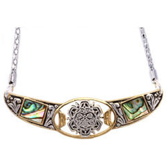 Native Sun Abalone Choker