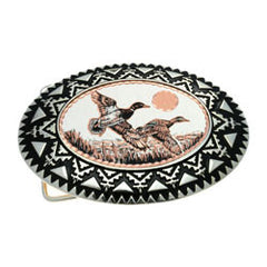 Loon Belt Buckle
