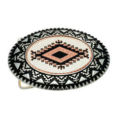 Native Design Belt Buckle