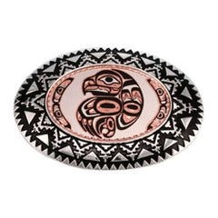 Native Eagle Belt Buckle