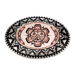 Native Sun Belt Buckle