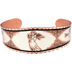 Angel Copper Bracelet - Oscardo