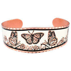 Butterfly Copper Bracelet