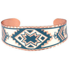 Native Design Copper Bracelet