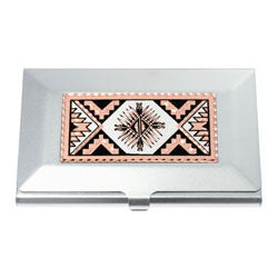Native Design Business-Credit Card Case