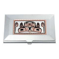 Native Bear Business-Credit Card Case