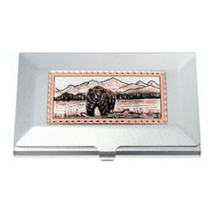Bear Business-Credit Card Case