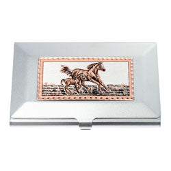 Horse Business-Credit Card Case