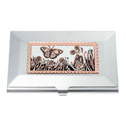 Butterfly Business-Credit Card Case