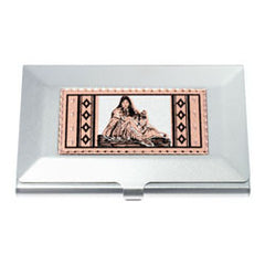 Native Indian Business-Credit Card Case