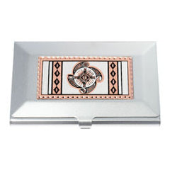 Native Wheel of Life Business-Credit Card Case