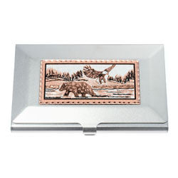 Bear and Eagle Business-Credit Card Case