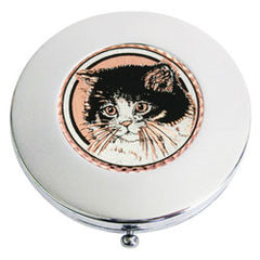 Cat Compact Mirror