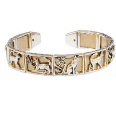Cat Gold Reflections Bracelet